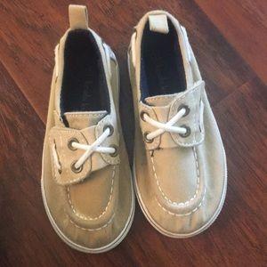 Koala kids beige boys shoes